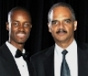 Ibrahim Dabo and Eric Holder